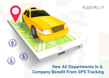 How All Departments In A Company Benefit From GPS Tracking