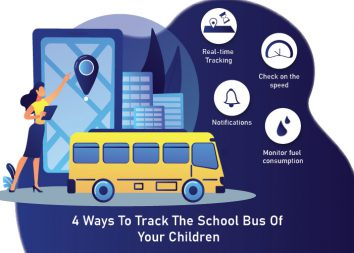 4 Ways To Track The School Bus Of Your Children