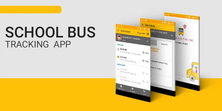 school bus tracking app e1548665476516 - How To Decide Whether School Buses Really Need A Tracking App