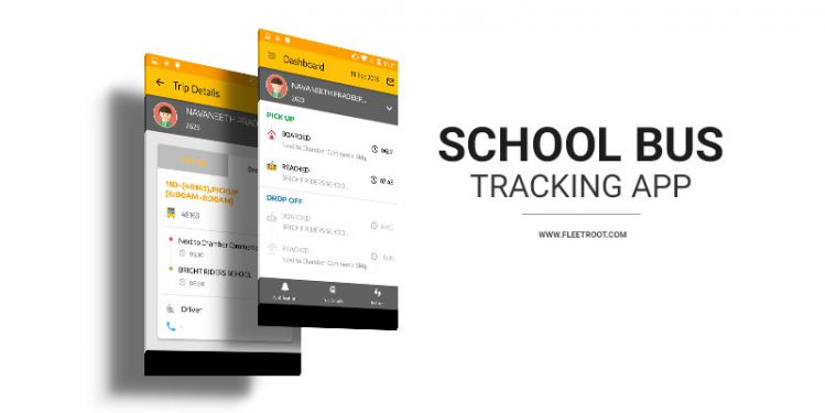 school bus tracking software e1548665532865 - How To Decide Whether School Buses Really Need A Tracking App