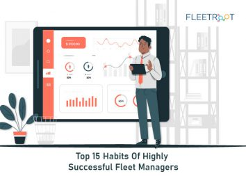 Top 15 Habits Of Highly Successful  Fleet Managers