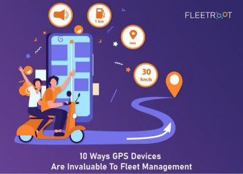 10 Ways GPS Devices Are Invaluable To Fleet Management
