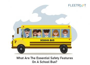 What Are The Essential Safety Features On A School Bus?