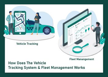 How Does The Vehicle Tracking System & Fleet Management Works?