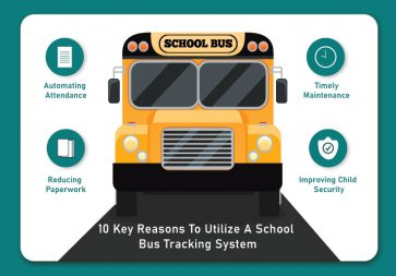 10 Key Reasons To Utilize A School Bus Tracking System