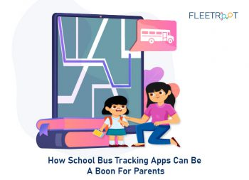 How School Bus Tracking Apps Can Be A Boon For Parents