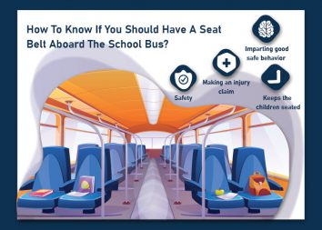 How To Know If You Should Have A Seat Belt Aboard The School Bus?