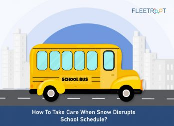 How To Take Care When Snow Disrupts School Schedule?