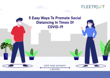 IoT: 5 Easy Ways To Promote Social Distancing In Times of COVID-19
