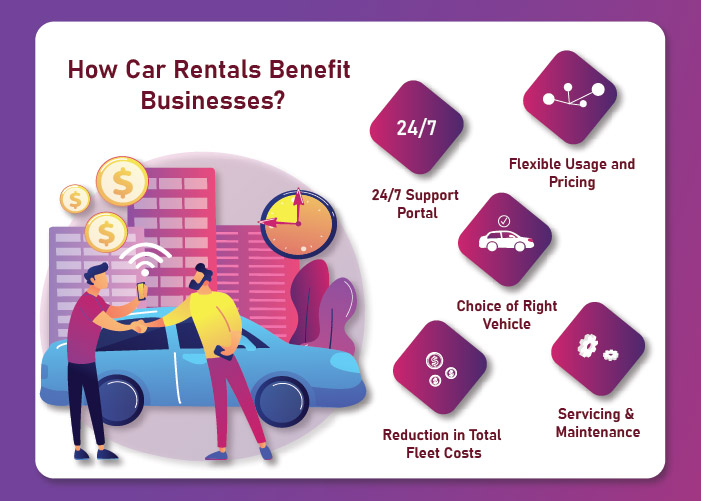 How Car Rentals Benefit Businesses?