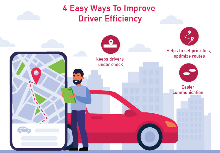4 Easy Ways To Improve Driver Efficiency