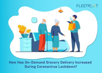 How Has On-Demand Grocery Delivery Increased During Coronavirus Lockdown?