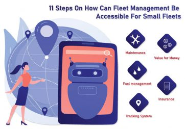 11 Steps On How Can Fleet Management Be Accessible For Small Fleets