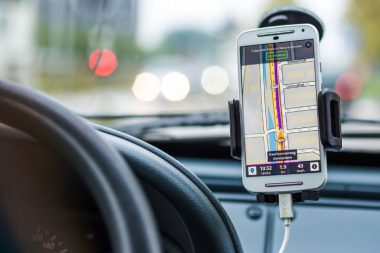 How GPS Tracking Improve Efficiency