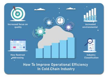 How to Improve Operational Efficiency In Cold chain Industry