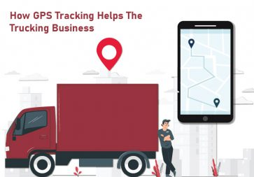 How GPS Tracking Helps The Trucking Business