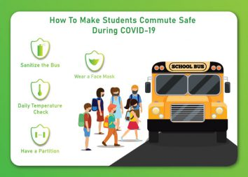 How To Make Students Commute Safe During COVID-19?