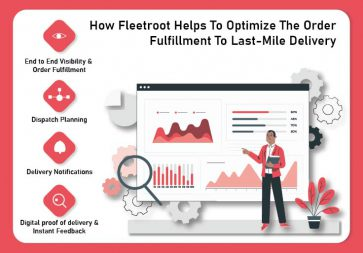 How Fleetroot Helps To Optimize The Order Fulfillment To Last-Mile Delivery?