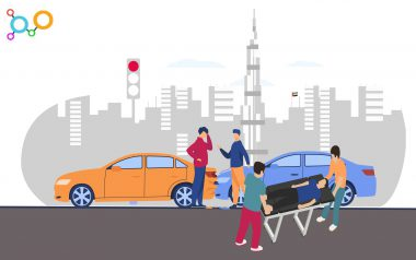 How Can Fleet Management System Help Avoid Road Accidents in the UAE?