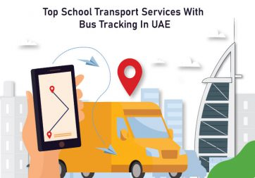Top School Transport Services with Bus Tracking in UAE