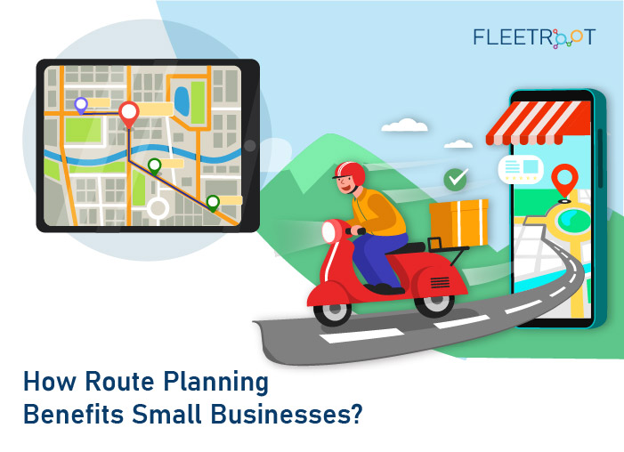 How Route Planning Benefits Small Businesses?
