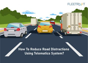 How to Reduce Road Distractions Using Telematics System?
